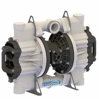 2 inch flap valve air operated double diaphragm pump