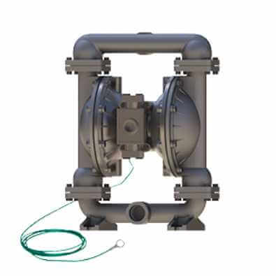 G15-diaphragm pump for gas industry