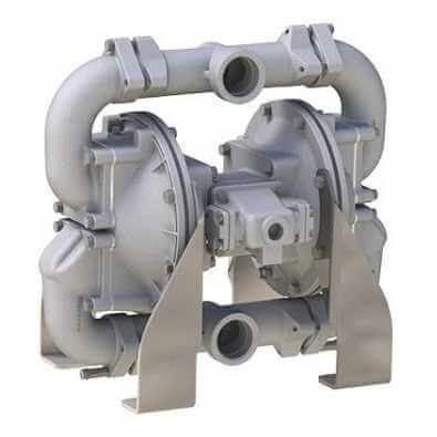 This diaphragm pump used to transfer any liquid application