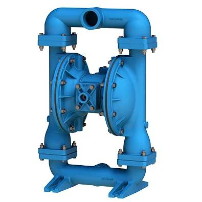 AODD Pump is the highest-performing and most efficient AODD pump
