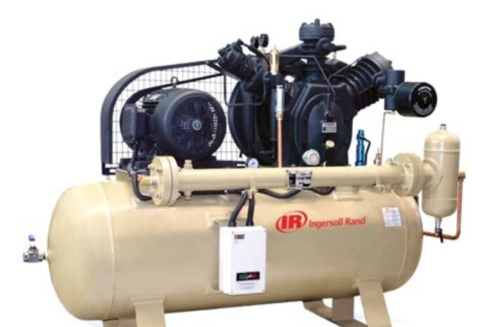 Two-stage-High-pressure-Air-compressor