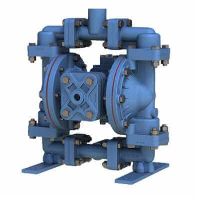 S05 Metallic Diaphragm Pump used to transfer the gas