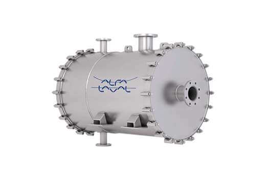 Welded Spiral-Heat-Exchanger are used for ultimate problem solver in extremely dirty and fouling process duties
