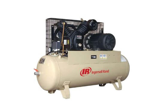 Two stage reciprocating air compressor ranges 3 - 15 HP. This air compressor are mainly used in every industry