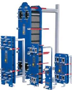gasketed plate heat exchanger is a multi used industrial heat exchanger